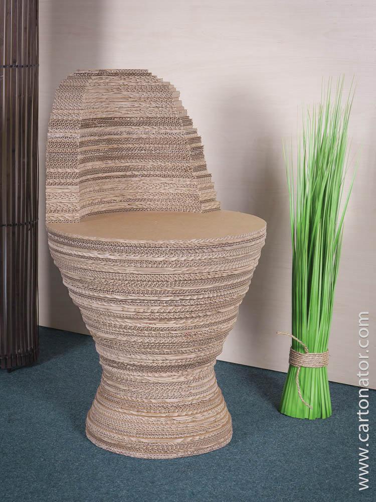 Мебель из картона своими руками мастер-класс